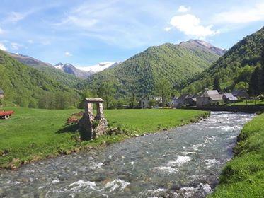complexe Les 4 saisons Oust 09140 camping montagne randonnées vacances ariege